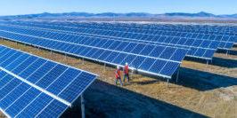 Solar Farm Roads